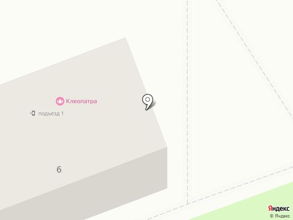 Светогор на карте Георгиевска
