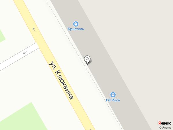 FIX price на карте Дзержинска