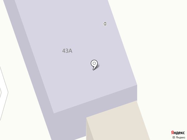 Детская музыкальная школа №3 им. Н.К. Гусельникова на карте Дзержинска