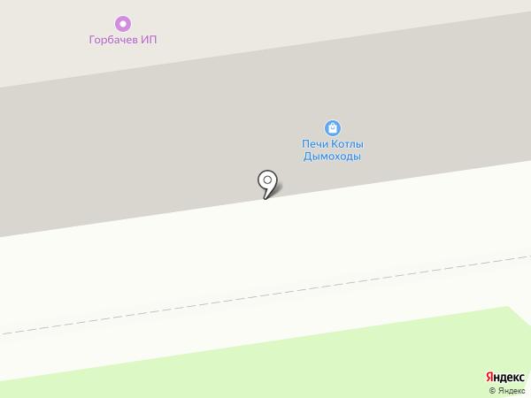 Ритуал-Сервис на карте Дзержинска