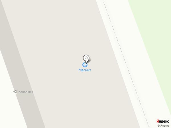 Мегафон на карте Богородска