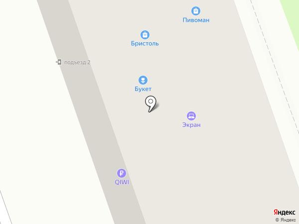 Улыбка на карте Богородска