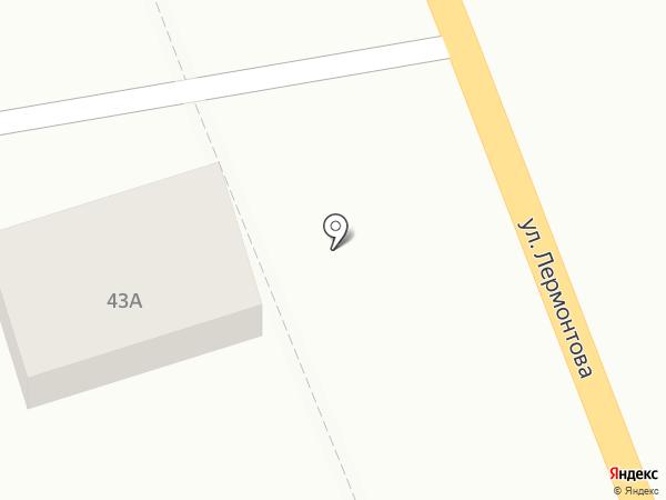 Кавминлифт на карте Георгиевска