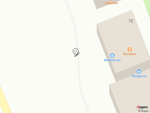 Катюша на карте Богородска