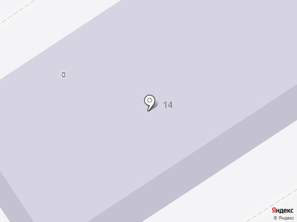 Детский сад №101 на карте Дзержинска