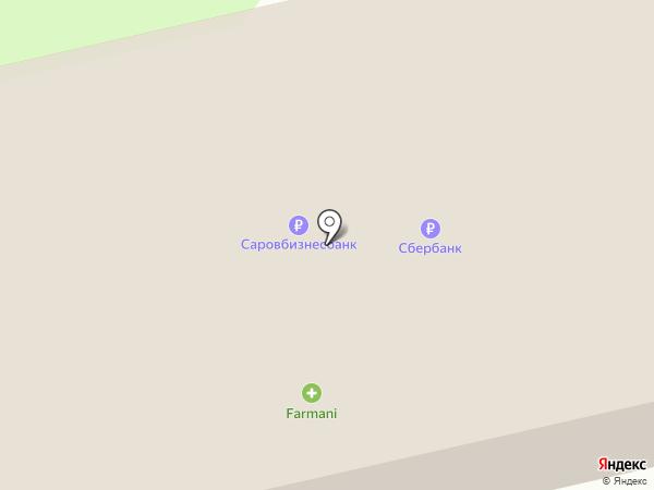 Farmani на карте Богородска