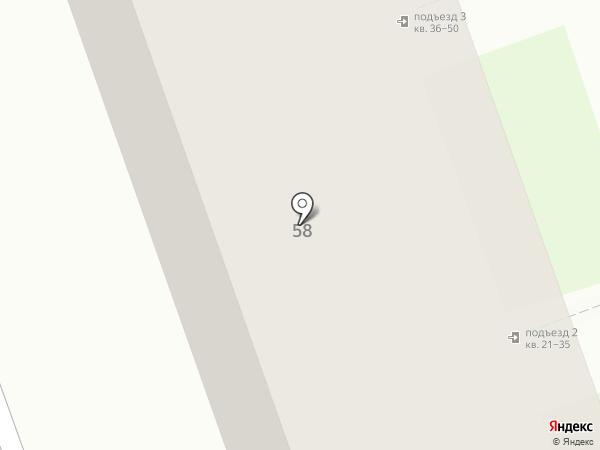 Профессионал на карте Дзержинска