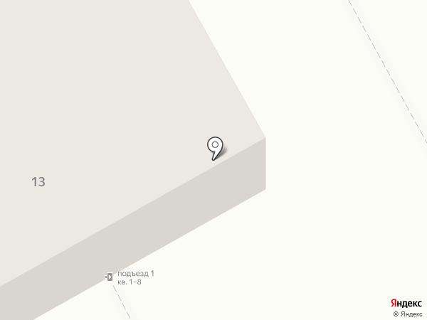 Дзержинский трансфер на карте Дзержинска