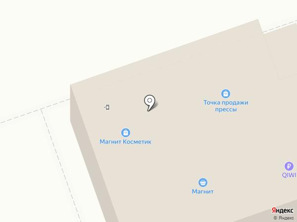 Магазин семян на карте Дзержинска