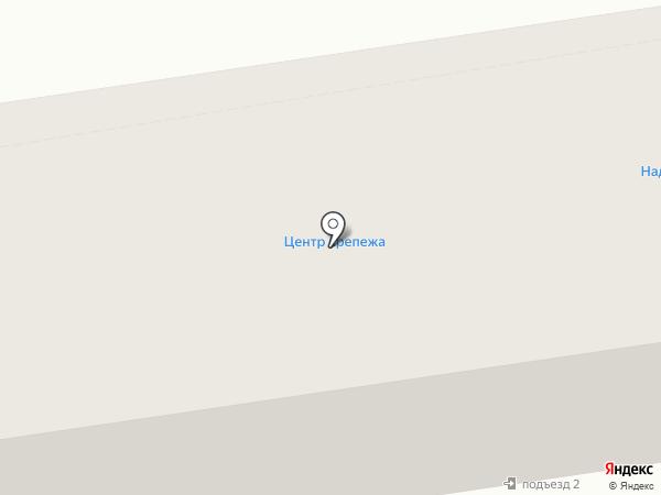 Центр крепежа на карте Дзержинска