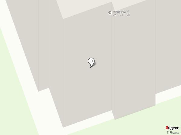 ЛЕГИС на карте Дзержинска