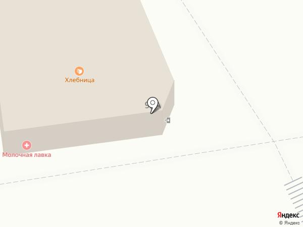 Гамбринус на карте Дзержинска
