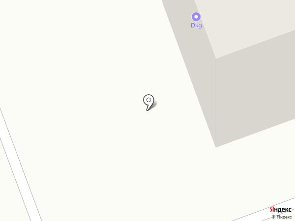 Бизнес-инкубатор г. Дзержинска, МБУ на карте Дзержинска