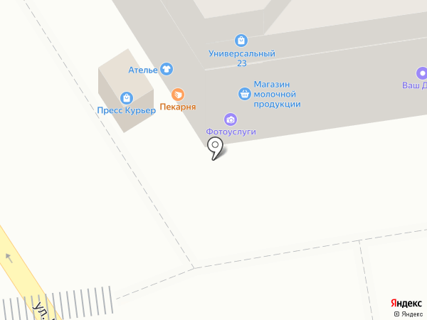 Дамские штучки на карте Дзержинска
