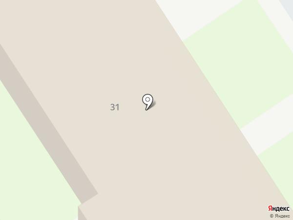Государственный региональный центр стандартизации, метрологии и испытаний в Нижегородской области, ФБУ на карте Дзержинска