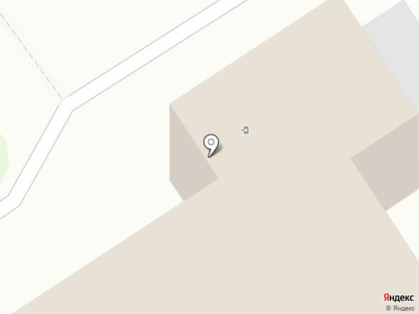 Джамп на карте Дзержинска