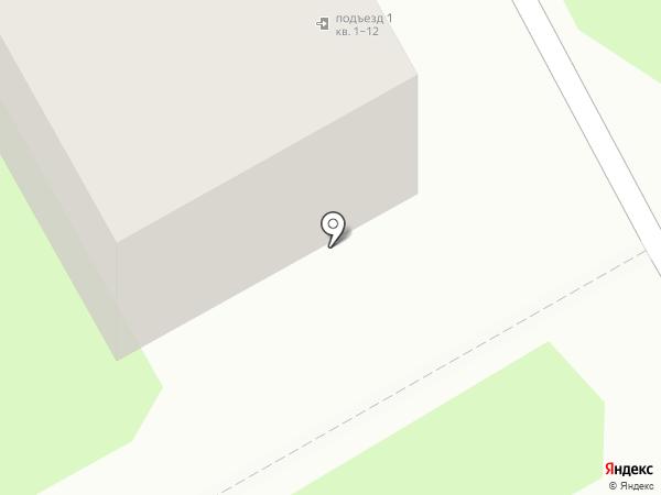 Полина на карте Богородска