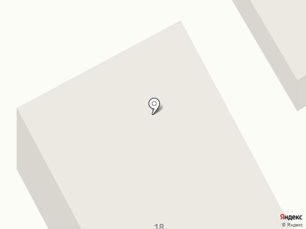 МиниБус на карте Богородска