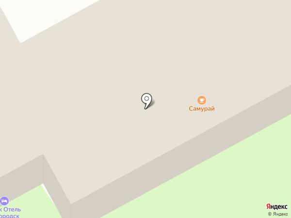 PARK HOTEL BOGORODSK на карте Богородска