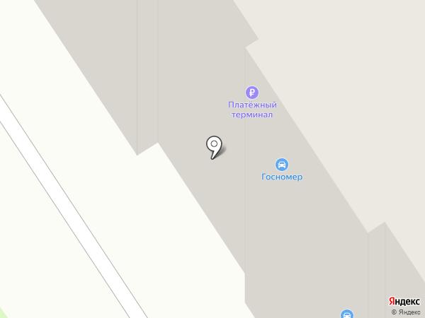 Топка НН на карте Дзержинска