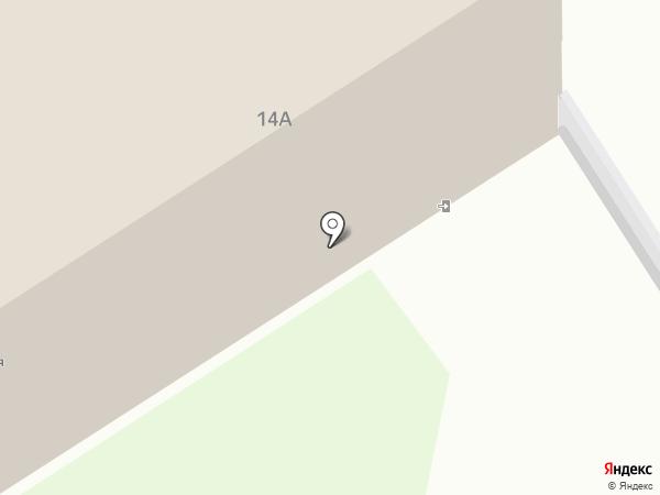 Отдел полиции №1 на карте Дзержинска