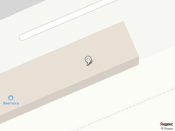 Beerлога на карте Георгиевска