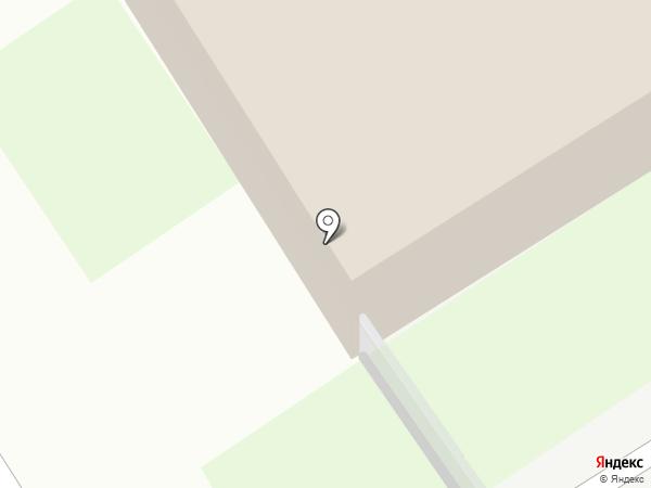 КомодКа на карте Дзержинска