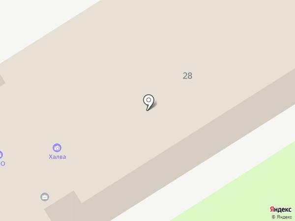 Уют-М на карте Дзержинска