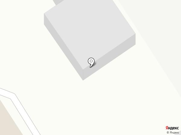 Автомойка на Студенческой на карте Дзержинска