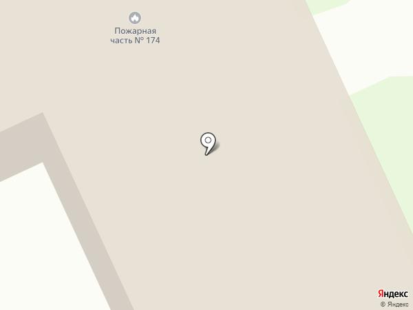 Отдел надзорной деятельности по г. Богородску, Управление надзорной деятельности на карте Богородска