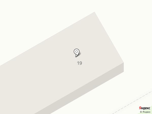 Ласточка на карте Богородска
