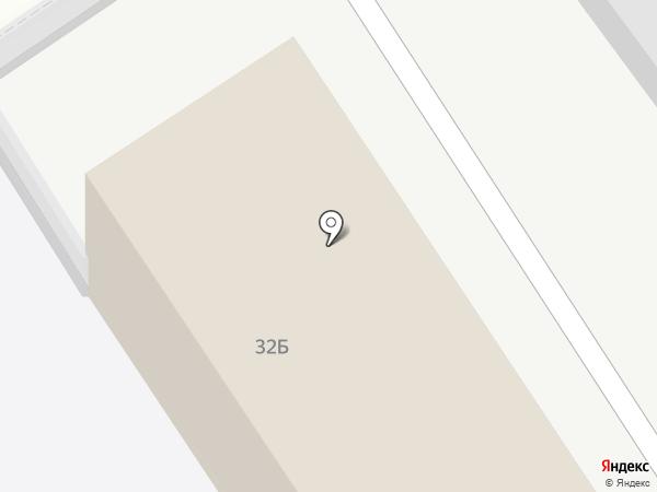 Техно-КИП на карте Дзержинска
