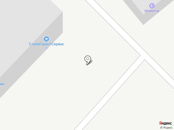 СтройГарантСервис+ на карте Богородска