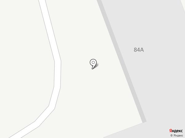 Автосервис на Октябрьской на карте Дзержинска