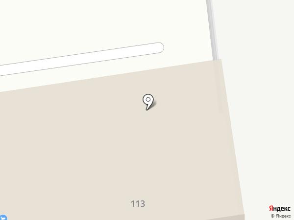 Шиномонтаж на карте Дзержинска