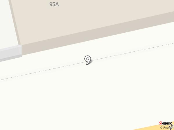 Бухта пирата на карте Богородска