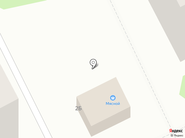 Мясной на карте Богородска