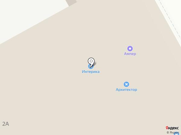 Неотон на карте Богородска