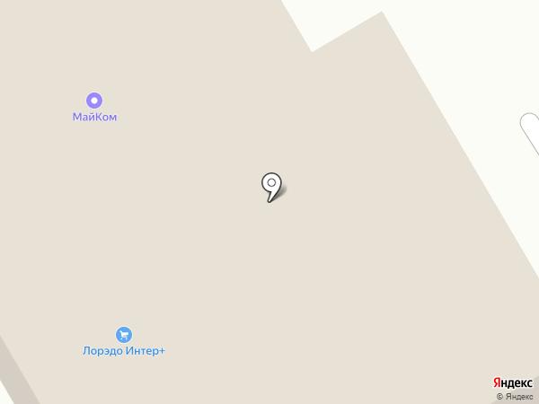 Торговая компания на карте Богородска