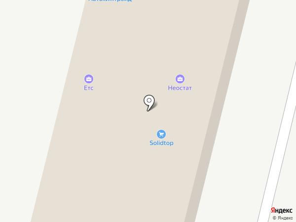 Викинг на карте Дзержинска