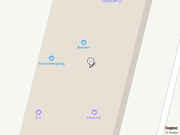 ЛогЛаб, ЗАО на карте Дзержинска