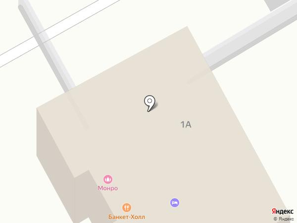 Банкет-Холл на карте Богородска