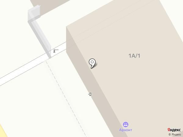 Ангара на карте Богородска