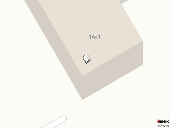 Автосервис на карте Богородска
