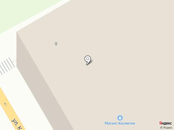 Букет на карте Богородска
