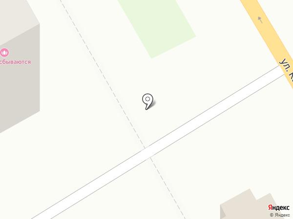 Ока на карте Богородска