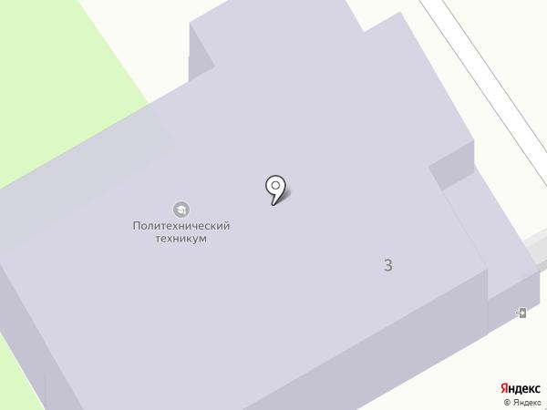 Богородский политехнический техникум на карте Богородска
