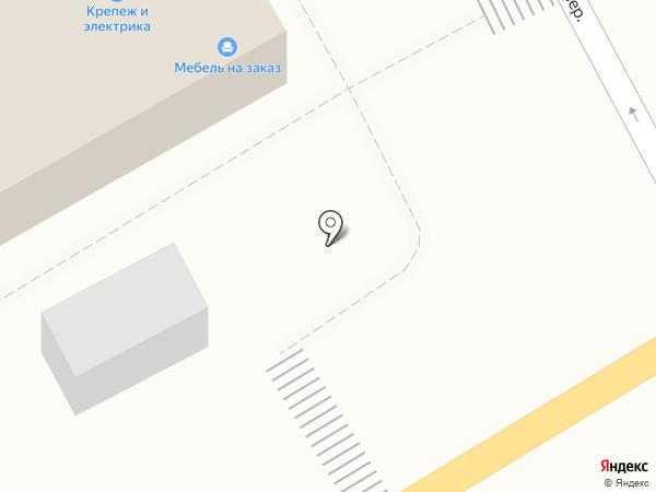Дымок на карте Богородска