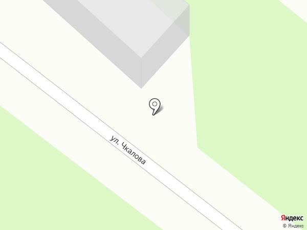 Магазин продуктов на карте Богородска