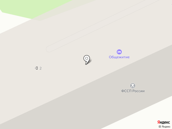 Отдел судебных приставов по Богородскому району на карте Богородска